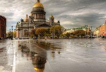 Sankt Peterburg-moi liubimii!