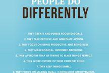 Habits for success & creativity