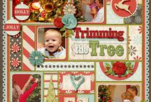 Scrapbooking Christmas/winter / by Dara Stanley