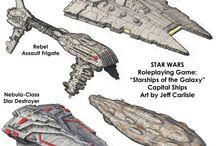 Star Wars - Veículos