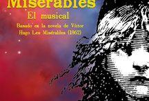 le coin... théâtre · el rincón... teatral /  Les Misérables ·  Los Miserables