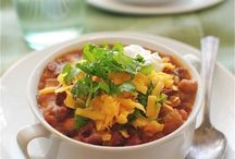 •♥•SoUpS♥ChiLi♥Gumbo♥ Chowder♥Stew•♥• / by Anne