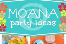 Moana Bday
