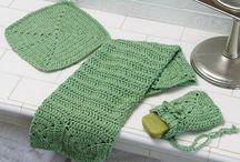 Crochet - Home Items