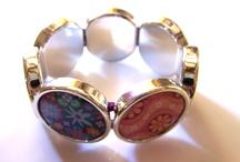 Carolune printemps 2013 / Mes nouvelles créations bagues, bracelets, pendentifs !