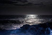 Moonlight&View&Ocean