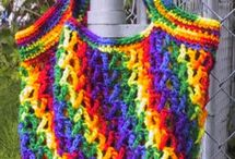 crotchet and knitted stuff / by Wickedywitch