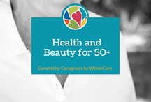 Health and Beauty for 50+ / Today's seniors are more beautiful and vibrant than ever before! On this board, we are collecting the best health and beauty tips we can find for those wise and wonderful humans who know that living doesn't stop at 50. #seniorbeauty
