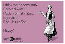 Coffee / Coffee ... Cos I love it ☕️