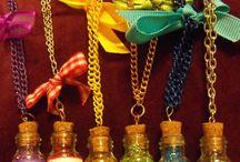 Vial Necklaces