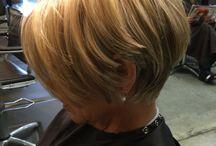 Kurzes Haar