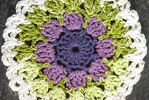 Granny Squares and Mandalas / All kind of crochet squares and mandalas.