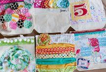 Sewing (Bags) / by Melissa Yerxa