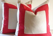 Pillows / DIY ideas