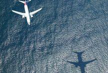 Niesamowite zdjęcia samolotów / Kochacie latać, a może się boicie? Jedno jest pewne. Kto zacznie, ten nie będzie mógł przestać.