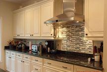 kitchen back splash'