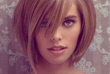Half lang haar / mooie kapsels met half lang haar