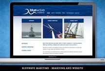 Websites / A few recent website designs
