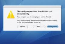 Designers shit