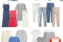 Fashion / Capsule wardrobe