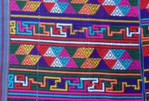 Bhutanese textiles / Patterns woven in Bhutan
