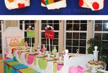 BIRTHDAY - Pajama Party Ideas