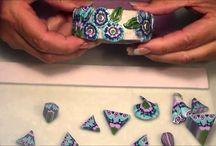 Polymer clay video tutorial