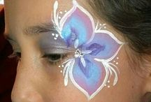 Small face painting