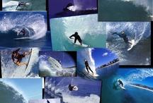 surfing / by Maryam Khorram