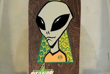 Alien Workshop NOS Visitor #AlienWorkshop