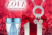 "Valentine's ""Show your LOVE"" Sweepstakes - Connoisseurs and Bonafine Jewelers / by Barbara Ryan"
