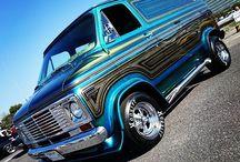 cool Van's