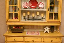 Furniture - Painted Cabinets / by SuttonsDaze