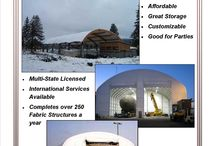 Fabric Structures / All about Fabric Structures!