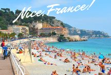 Nice - Cannes - Monaco / Favourite Destinations