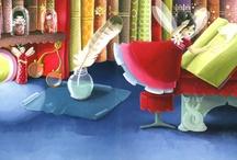 Illustrations I like  / by cristina infante