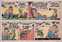 Cartoons/comics