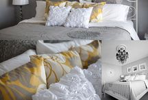 Home - Bedroom / by Erin Bard
