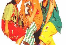 Back in the Day  / Iconic 90s Hip-hop, R&B, and Movies