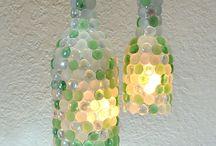 Lampen, Lichter und Laternen