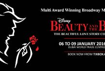 "Beauty & The Beast / The Beautiful Love Story comes to Dubai for the first time.  An Amazing and breathtaking production direct from Broadway. ""Disney's Beauty & The Beast""  get Your Tickets for this amazing show exclusively on www.tixbox.com"