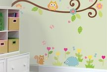 Neutral child's room