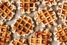 VEG* - wafels en pannenkoeken
