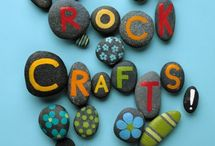 Crafts and Nature / Using materials from nature in our craft projects