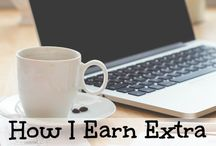 Work From Home / Work from home full time or as a side hustle with these great, income earning ideas.