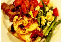 FIT FOOD-MY FAVE RECIPES / Hubbies favourite cooking creations