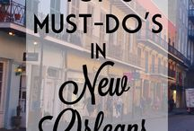 Vacation: New Orleans / by Live Laugh Love