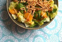 Salad Recipes / Delicious and easy salad recipes / by Hip Mama's Place