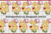 Alfab. Ponto Cruz Flores 3