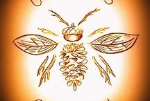 FOR THE LOVE OF BEES AND BUTTERFLIES / Creating a beautiful, safe place for bees and butterflies. Pollinate your world!